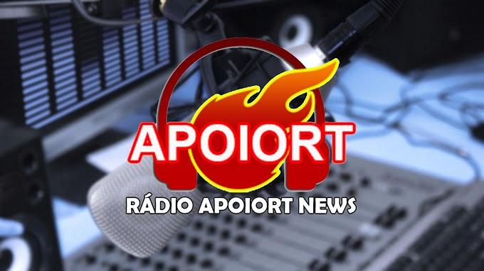 Rádio APOIORT no ar!