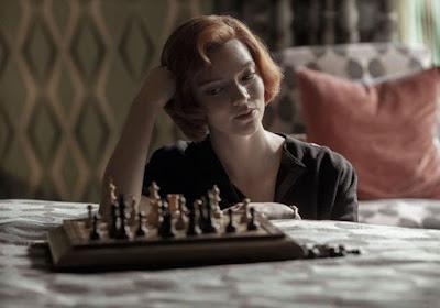 Une série Netflix relance le fabricant de jeux d'échecs du Jura