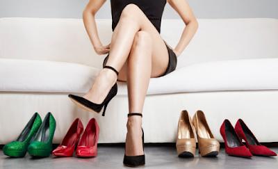 5 Tips Pakai Sepatu Hak Tinggi Biar Tidak Cidera