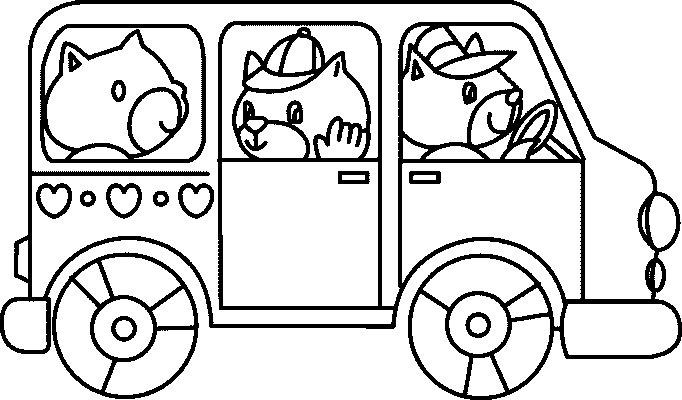 Sao 47 Meios De Transporte Para As Criancas Imprimirem E Pintarem