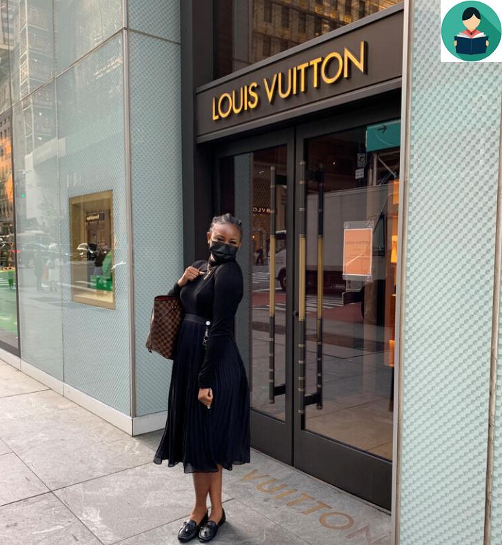 Career at Louis Vuitton