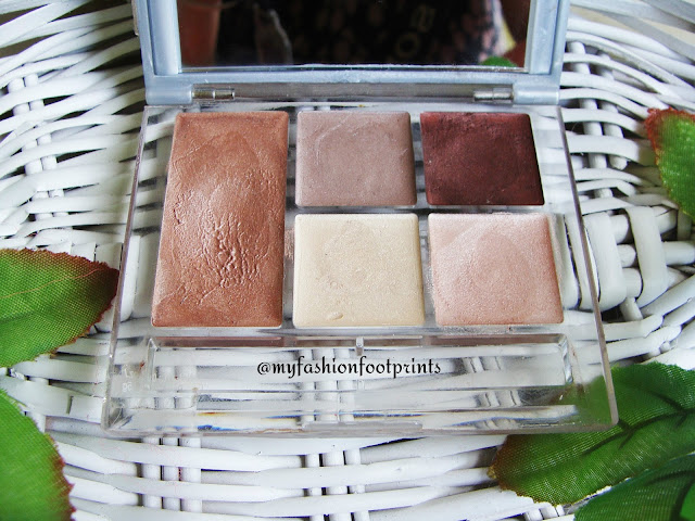 Wet n wild Ultimate Expressions Eyeshadow Illuminator 395 Avant-Garde review and FOTD