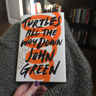 Turtles All The Way Down | John Green