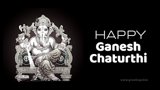 Happy Ganesh Chaturthi greetings images