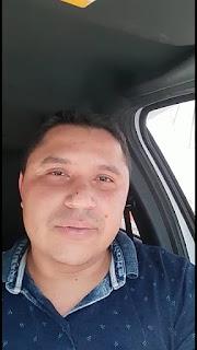Candidato a vereador Tiago Pereira em vídeo convida amigos pra motoada em Cacimba de Dentro