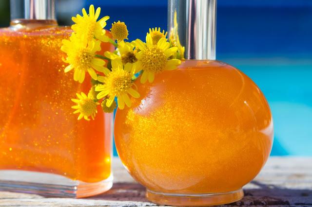 D.I.Y : Une huile pailletée pour l'été !