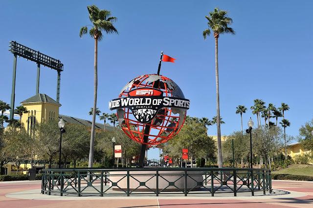 Walt Disney World's ESPN Wide World of Sports