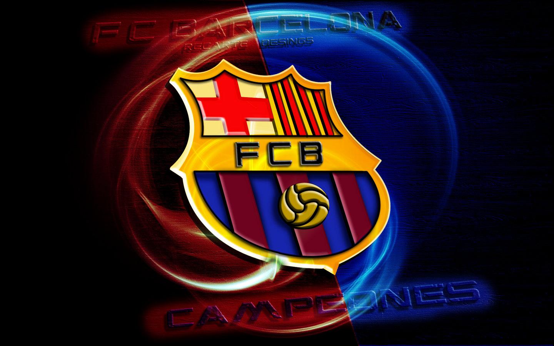 Football Clubs: Wallpapers Hd For Mac: Barcelona Football Club Logo
