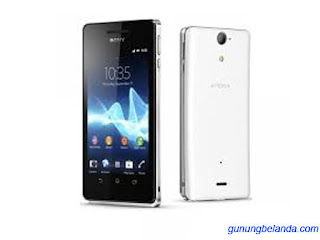 Cara Flashing Sony Xperia V LT25i Via Flashtool