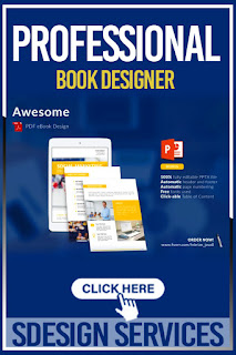 High quality Ebook design an awesome PDF ebook bonus free editable file, Automatic header and footer