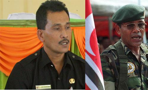Pugar Makam Tgk. Abdullah Syafii, Jasa Pejuang GAM ini Dikenang