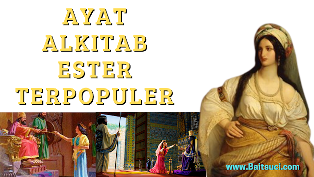 Ayat Alkitab Ester Terpopuler