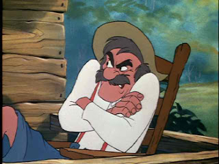 Authorquest Analyzing The Disney Villains Amos Slade