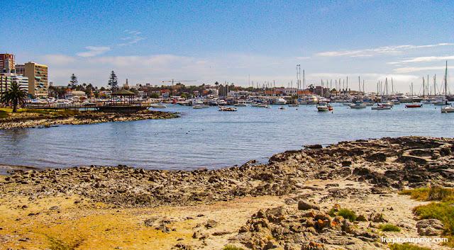 Marina em Punta del Este, Uruguai