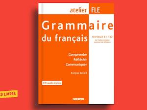 Télécharger : Grammaire du français niveau B1-B2