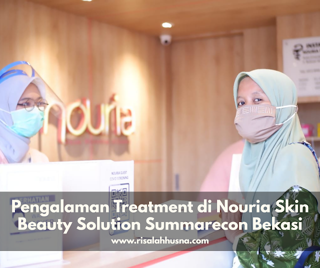 Treatment di Nouria Skin Beauty Solution