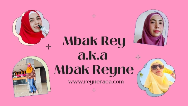 Mbak Rey atau Rey Blogger