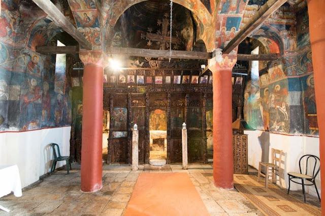 Πρέβεζα: Τρεις Ακόμη Μελέτες Για Την Αποκατάσταση Της Μονής Αβάσσου Υπέγραψε Η Υπουργός