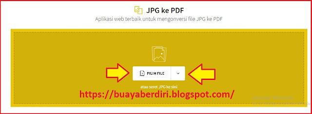 Cara Mengubah File JPG Ke PDF Di Android Tanpa Software