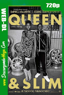 Queen y Slim Los Fugitivos (2019) HD [720p] Latino-Ingles