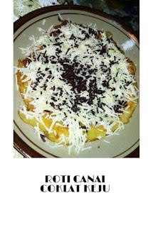 Rotii Canai COKLAT KEJU lezat dari Muhamad Rafli