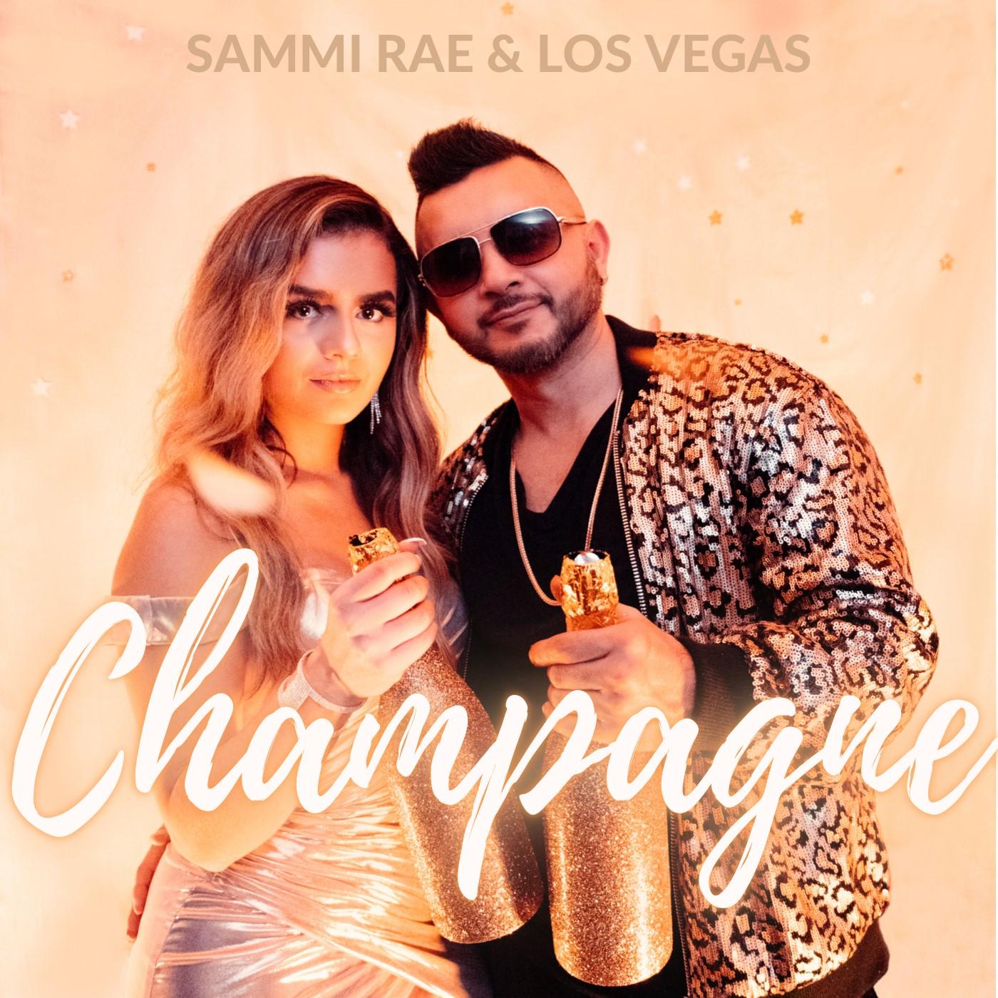 Sammi Rae & Los Vegas Celebrate the Premiere of Sensational Single 'Champagne'