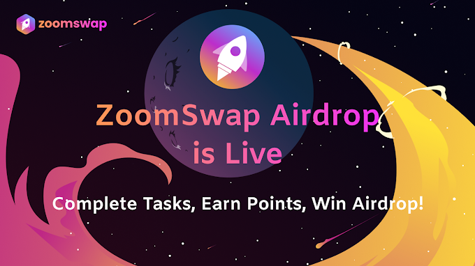 Hướng dẫn Claim Airdrop 10 $ZOOM sàn ZoomSwap (10$)