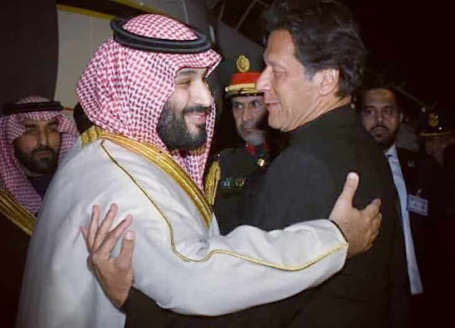 SAUDI CROWN PRINCE ORDERS THE RELEASE OF 2107 PAKISTANI PRISONERS