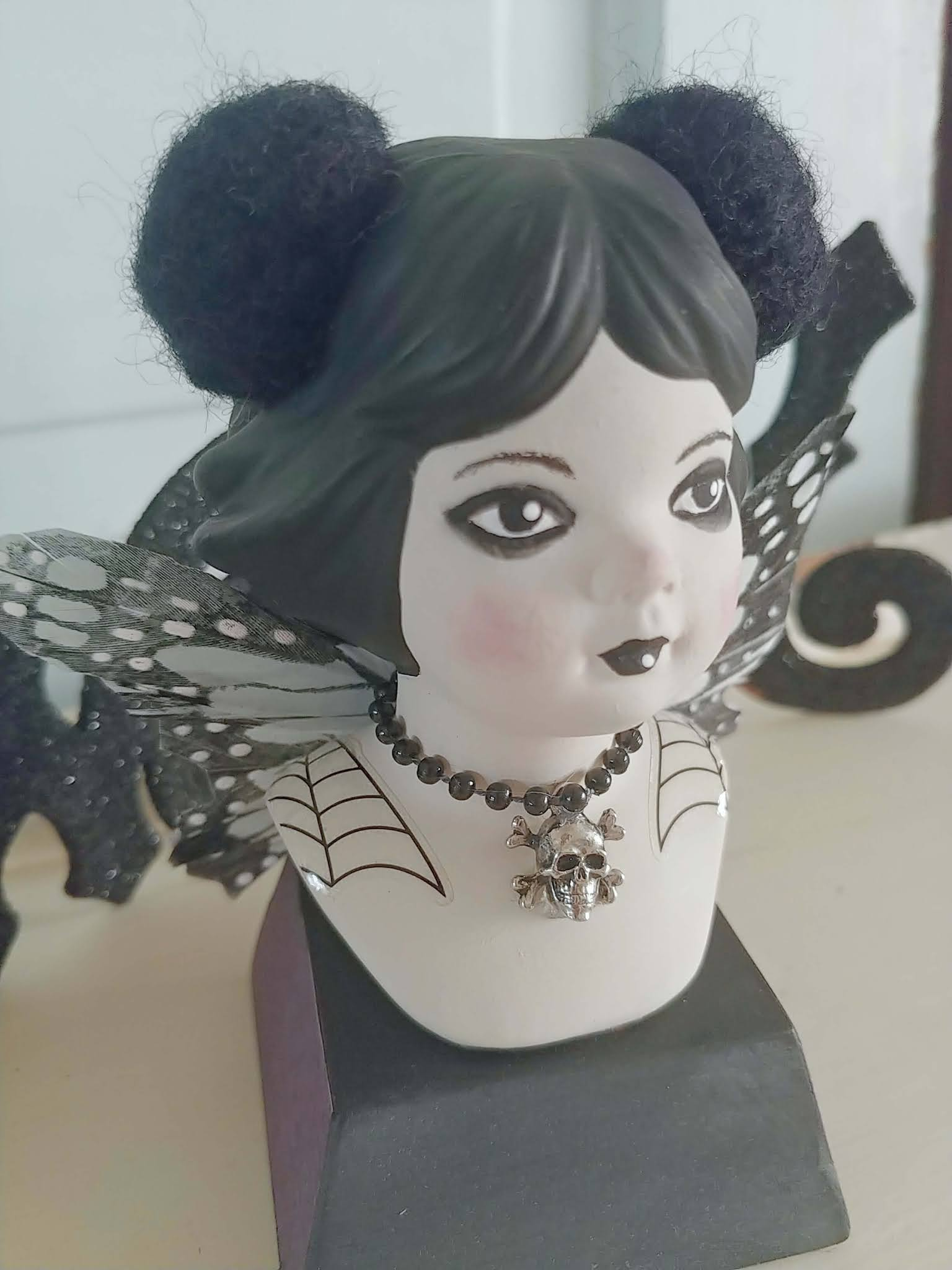 Gothic Altered Doll