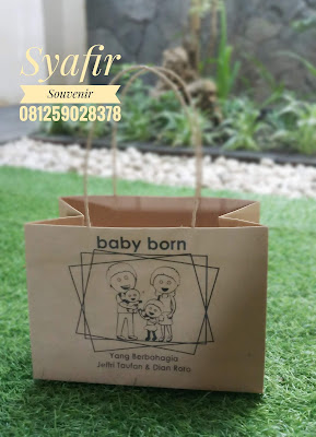 Paper Bag Baby Born