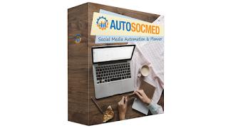 Autosocmed Social Media Automation