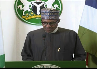 Buhari Appeals To Nigerians To Stay Home, Obey Other COVID-19 Directives