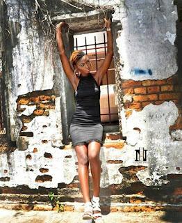 "News: See Breathtaking Photos Of ""Ashley"" Lagos Based Krockcity Model"