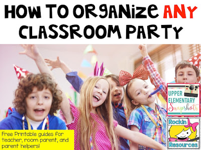 organize holiday party, halloween party, valentines party, easter party, graduation