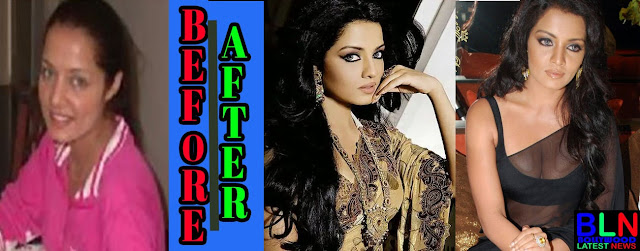CELINA JAITLY Bollywood Actresses Before and After Plastic Surgery