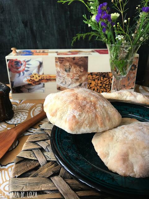 Pan-árabe-de-trigo