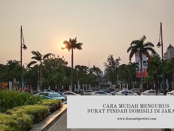 Cara Mudah Mengurus Surat Pindah Domisili di Jakarta