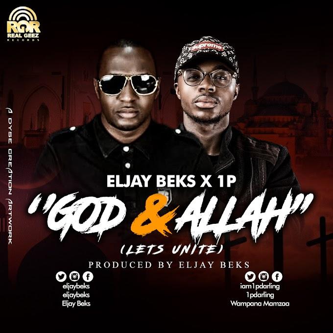 Eljay Beks x 1P – God & Allah