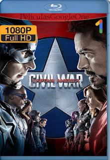 Capitan America: Civil War(2016) [1080p BRrip] [Latino-Inglés] [GoogleDrive] RafagaHD