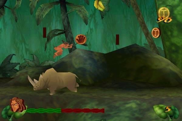 تحميل لعبة مغامرات طرزان فى الغابة