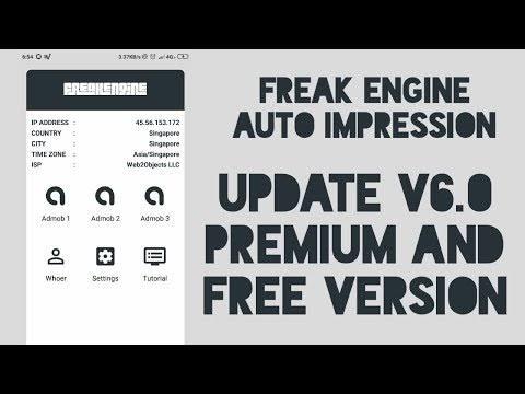 Download Wallpaper Apk Tools Admob Freak Engine V.5 Hasilkan Uang Dari Tool Ini, Download Gratis