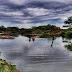 Barragem do Flori recebe um bom volume de água do Rio Jacuípe