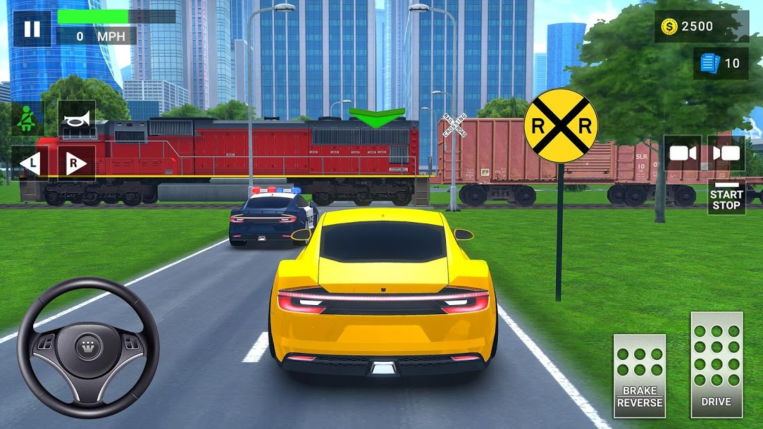 Driving Academy 2 Hileli Apk - Para Araba Hileli