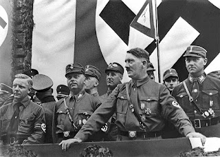 The rise of Nazism in Germany in hindi