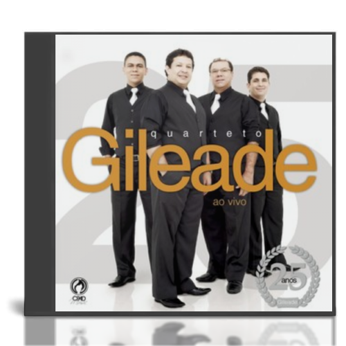 cd quarteto gileade gratis