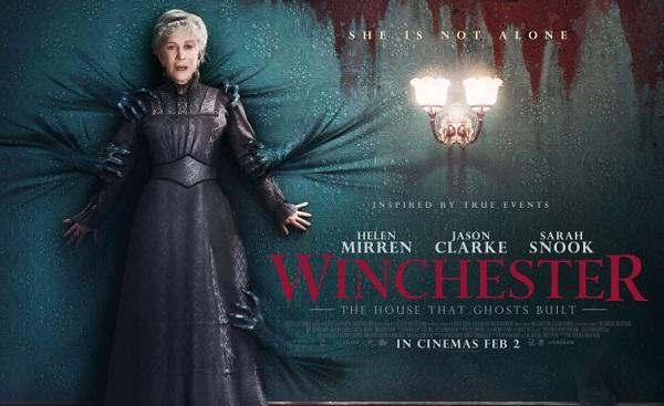 film februari 2018 winchester