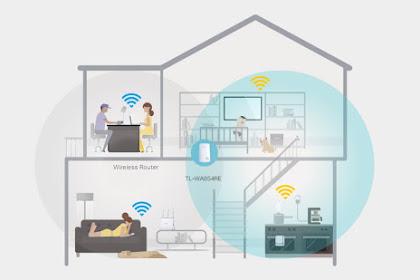 Cara Memperluas Jangkauan Wifi ke Seluruh Ruangan Paling Ampuh 2021