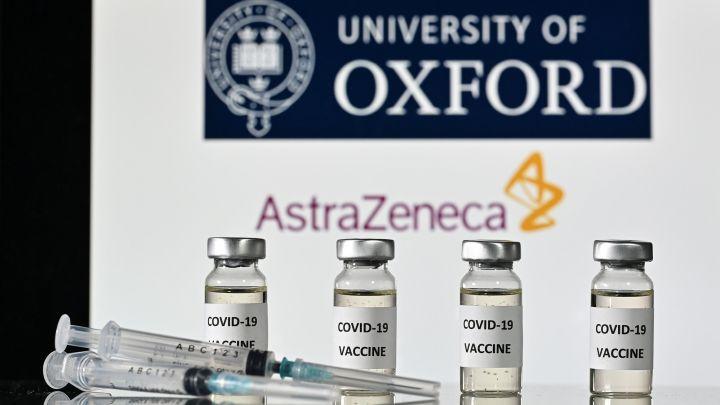 Vacuna Oxford y AstraZeneca