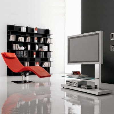Mueble para TV modelo Hollywood de Cattelan Italia