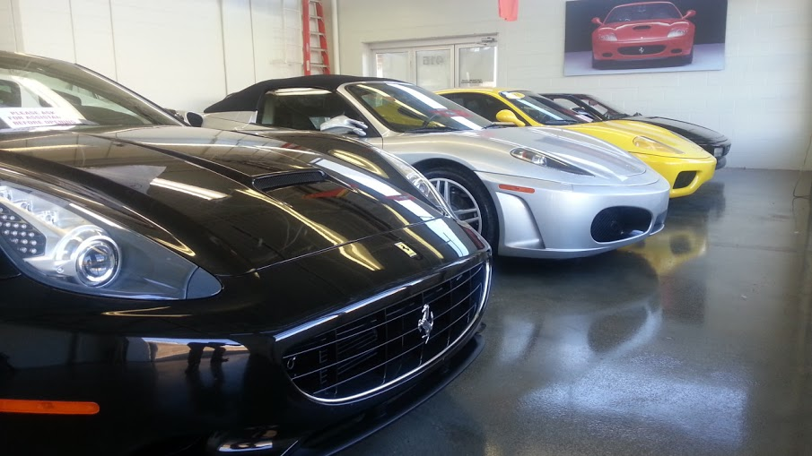drive more car for the money why not lease a pre owned ferrari maserati porsche or bentley. Black Bedroom Furniture Sets. Home Design Ideas